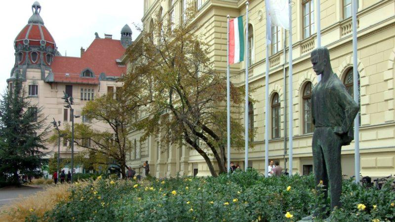 A Szegedi Tudományegyetem főépülete