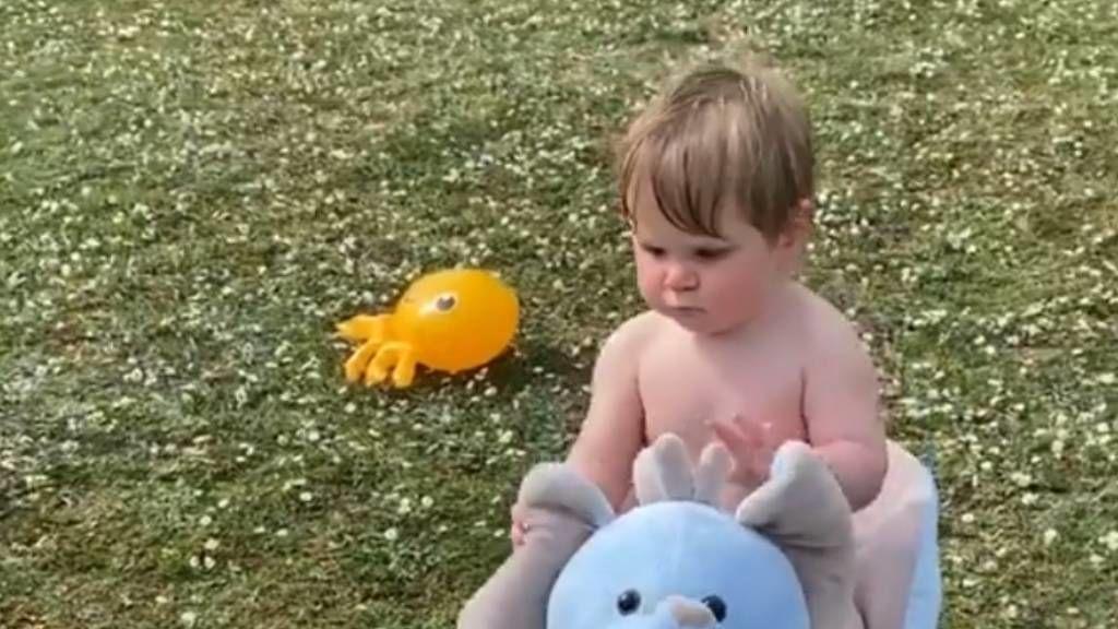 Gordon Ramsay legfiatalabb gyereke Oscar