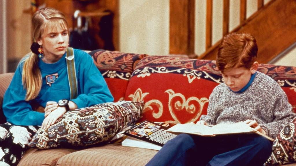 A 80-as, 90-es évek népszerű sorozatai