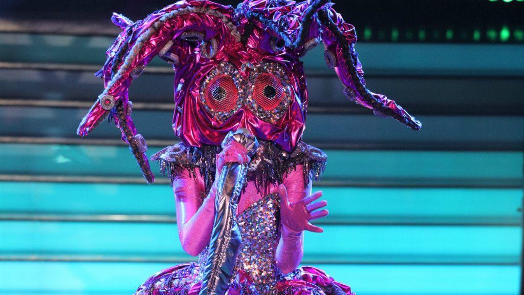 Nicsak, ki vagyok? Octopuszi jelmezese
