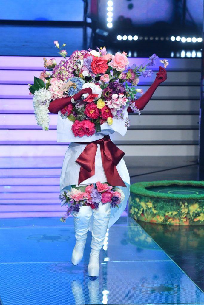 Nicsak, ki vagyok? műsor egyik szuperdöntőse a Virág