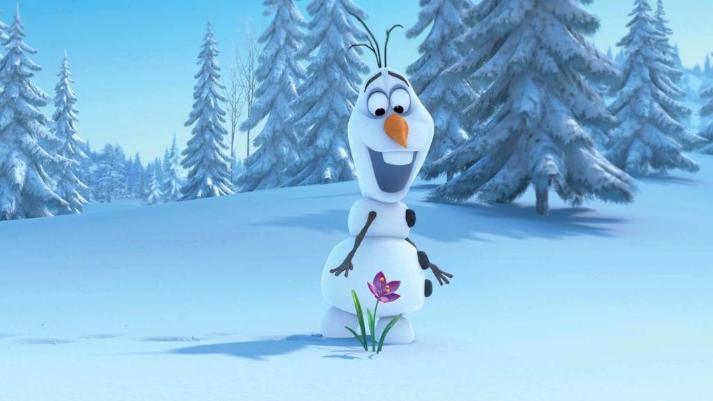 Olaf várhatóan hetente jelentkezik majd legújabb kalandjaival (Forrás: Disney)