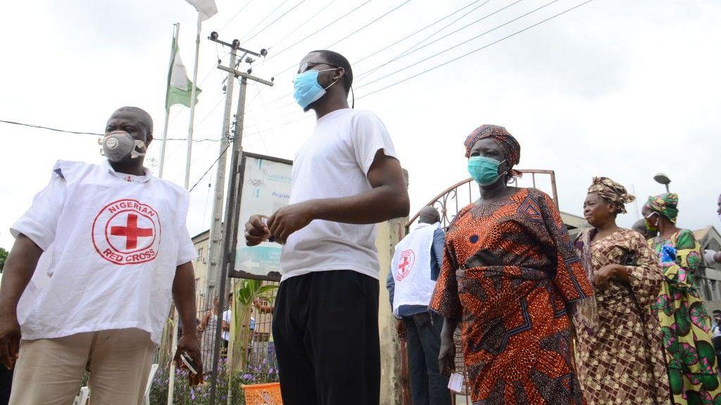 Afrikában is tombol a koronavírus-járvány