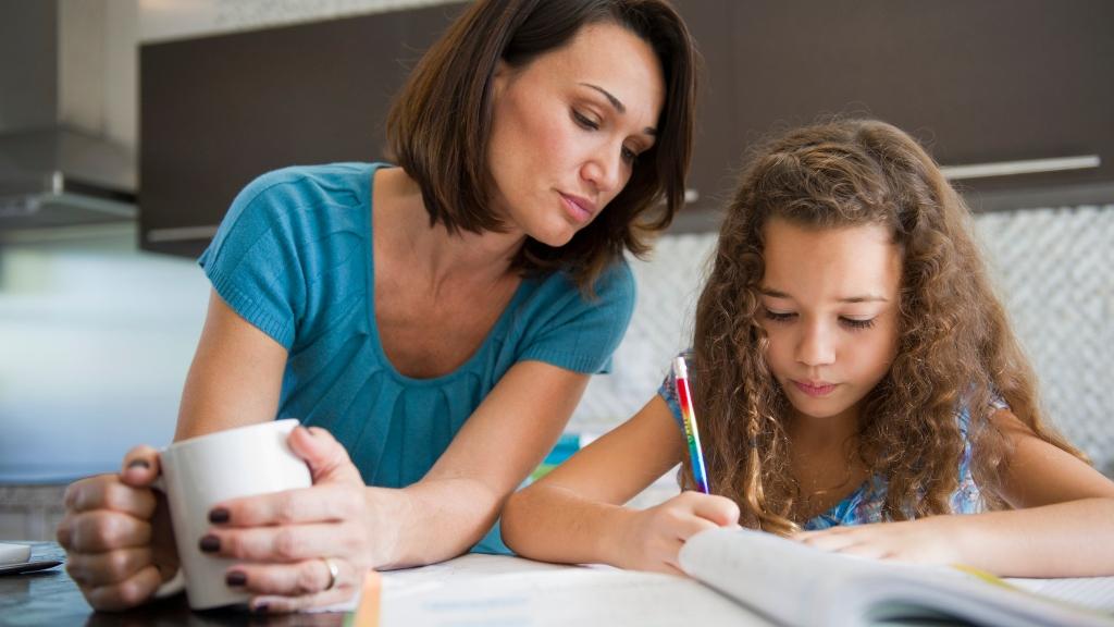 online oktatás gyereknevelés