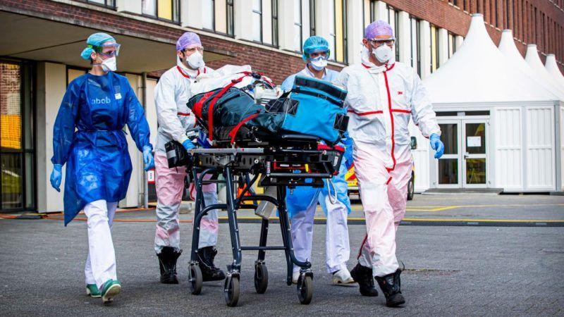koronavírus járvány európa