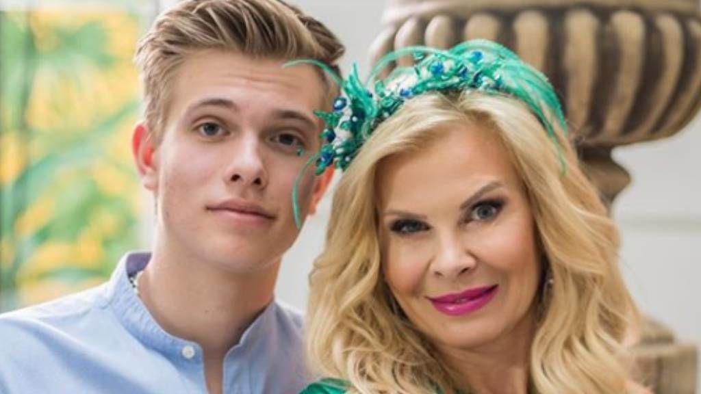 Polgár Tünde és a fia, Dani feleségek luxuskivitelben