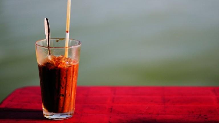 Cà phê sữa đá - a sűrített tej és a hikori kávé adja a különleges ízét