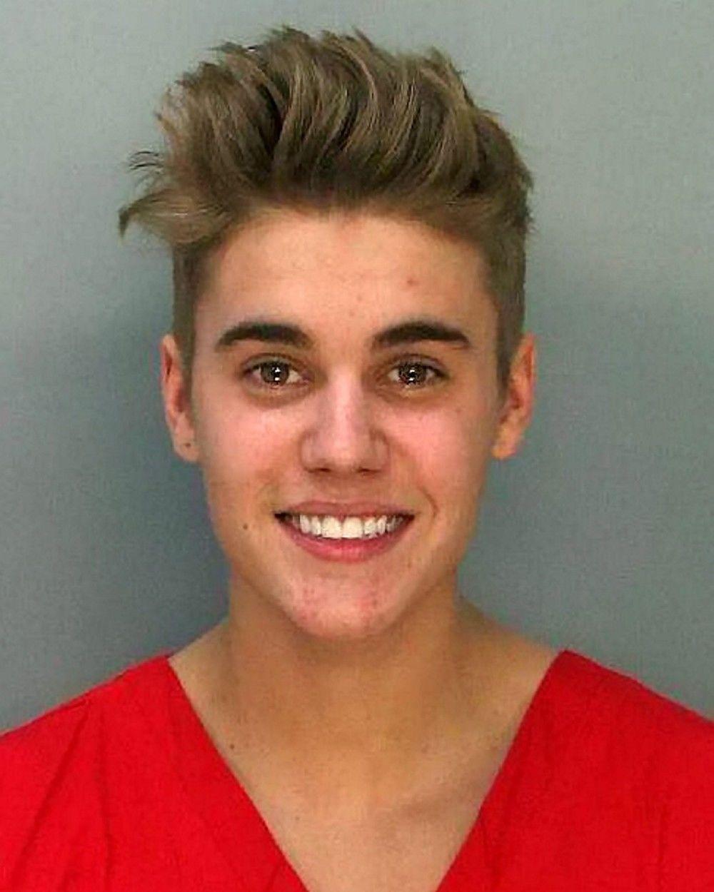 Justin Bieber letartóztatása