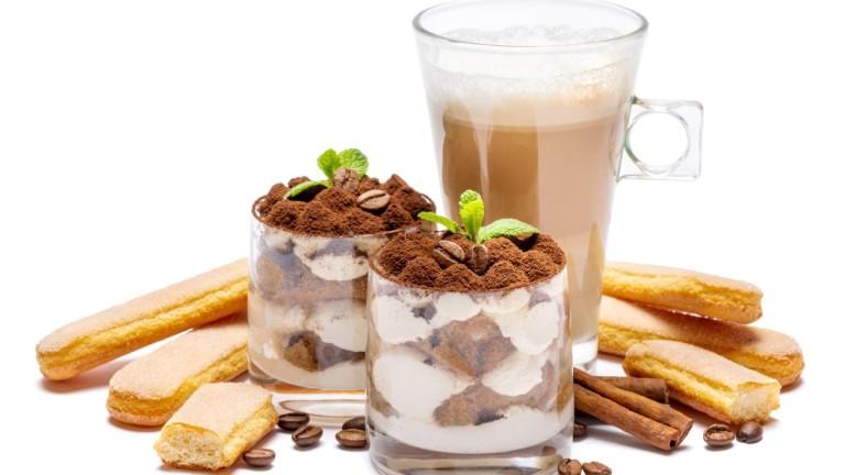 Tiramisu latte - desszertnek sem utolsó ez a kávékülönlegesség