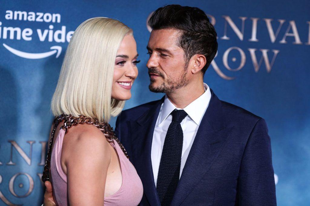 Katy Perry és Orlando Bloom elhalasztja az esküvőt