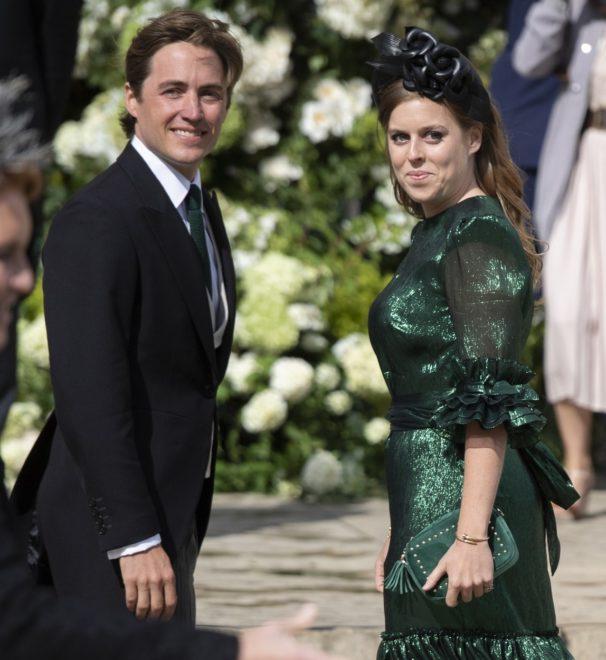Harmadszorra fújják le Beatrix hercegnő és Edoardo Mapelli Mozzi esküvőjét