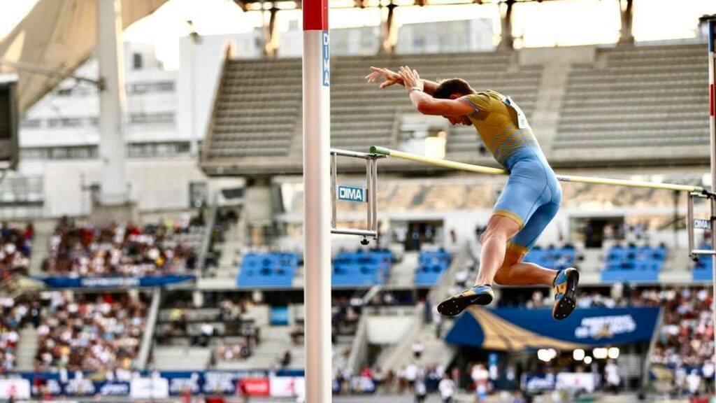 A rúdugró olimpiai bajnok folyamatosan edzésben van (Fotó: Renaud Lavillenie, FB)