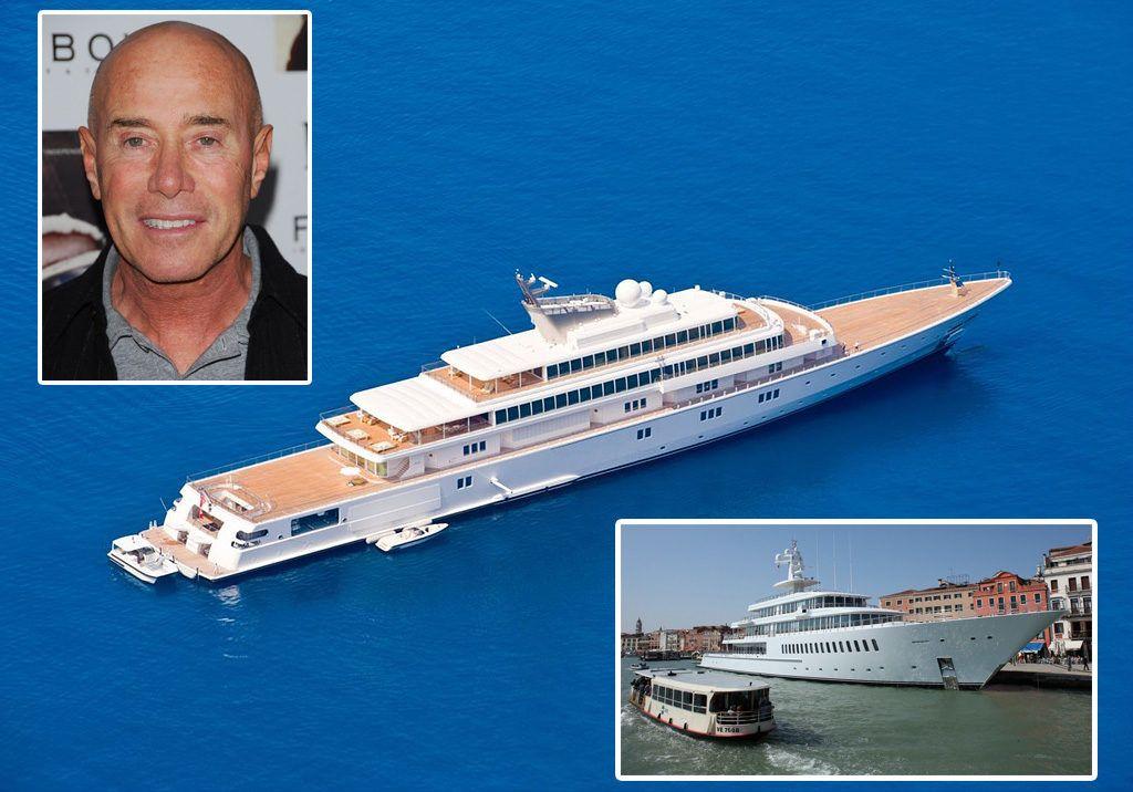 A Rising Sun nevű hajó igazi luxuskarantén