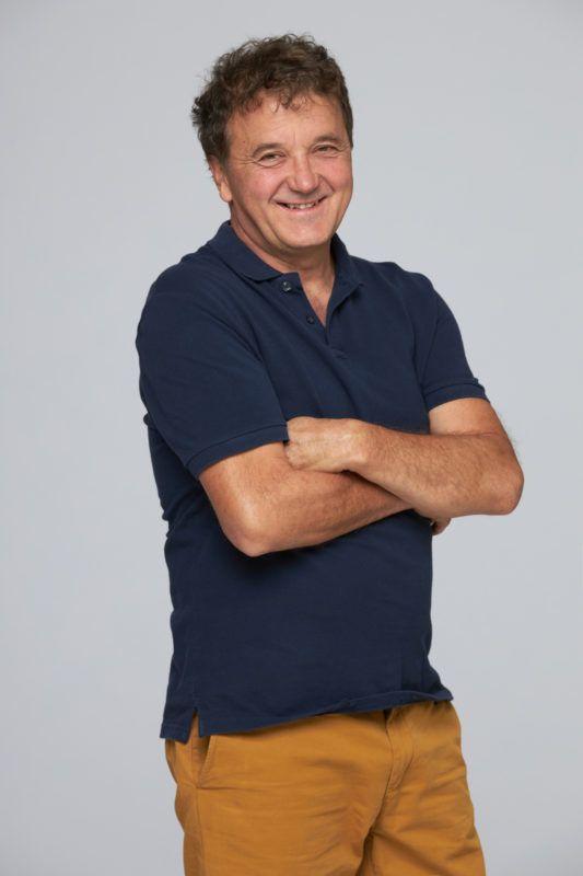 Scherer Péter (Fotó: RTL Klub)