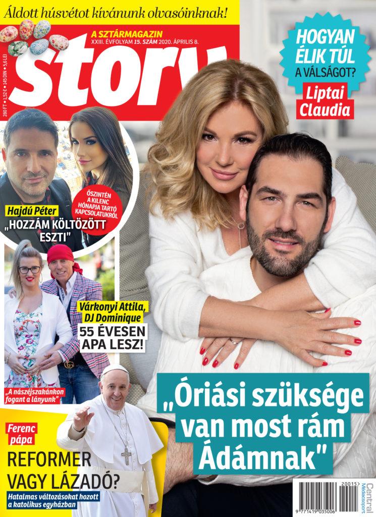 Dj Dominique és felesége, Kinga a Storynak elárulták születendő gyermekük nemét is