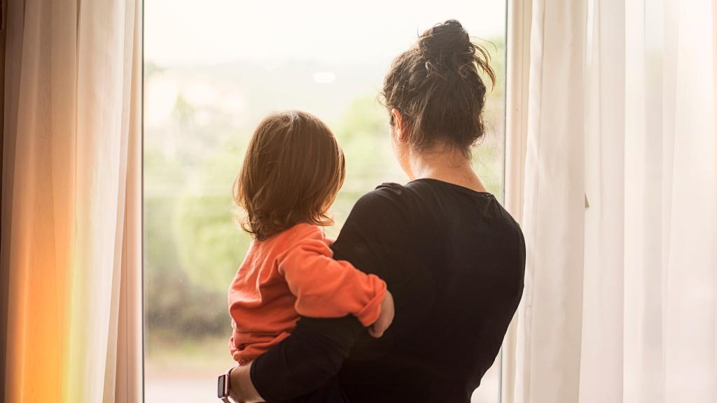 Ne tagadd le a gyerek előtt, ha stresszes vagy
