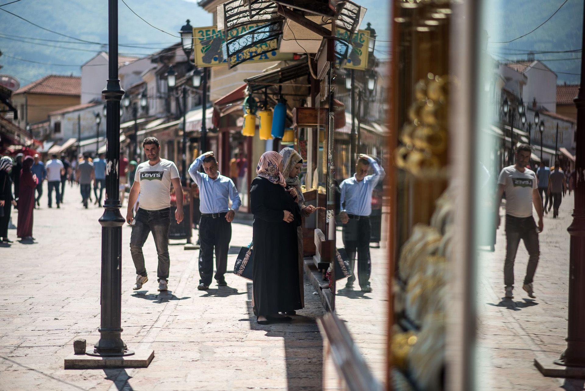 Szkopje, Macedónia (fotó: Neményi Márton)