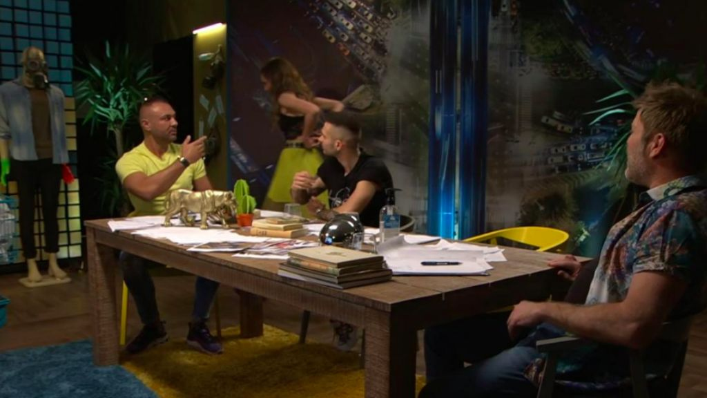 Sztarenki Dóri sírva vonult ki a Made in karantén felvételéről