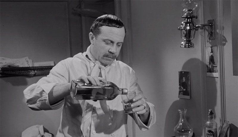 Jelenet az 1953-as Jean Negulesco rendezte Titanicból