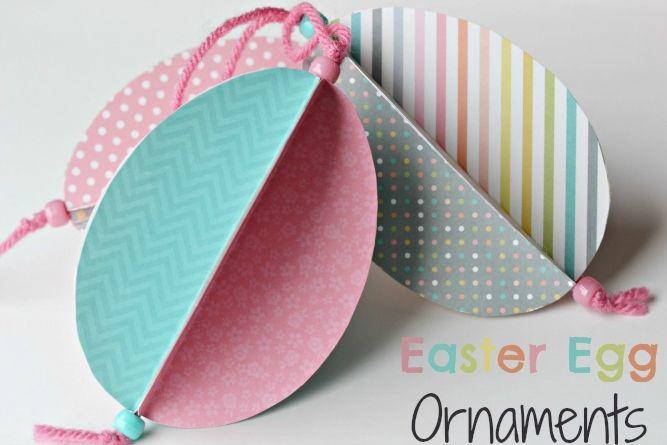 tojásdísz húsvét diy