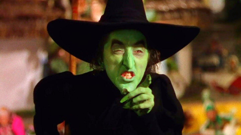 Óz, a csodák csodája nyugati boszorkány