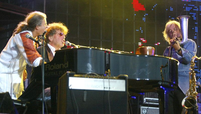 PResser Gábor a Szigeten 2007-ben