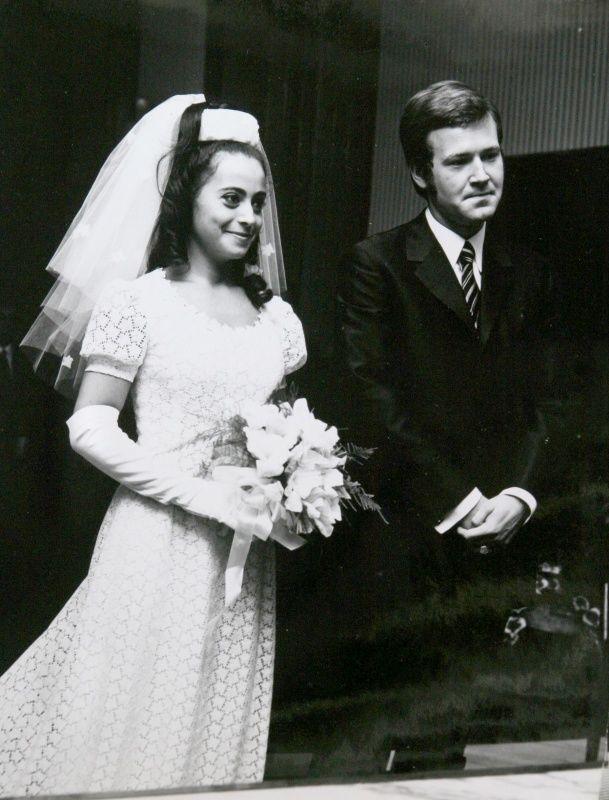 Gálvölgyi János és felesége