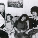 Gálvölgyi János és családja