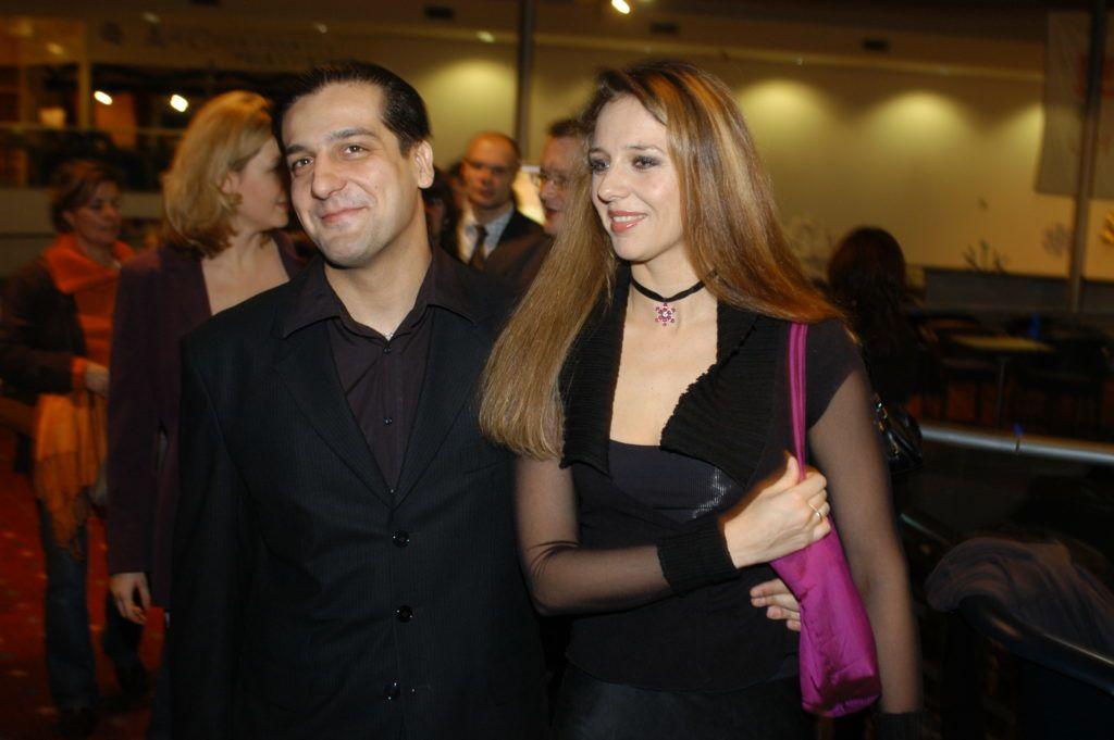 Csányi Sándor és Pokorny LIa
