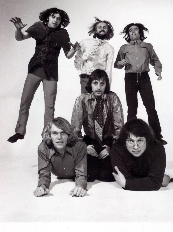 Az Omega együttes 1968-ban