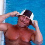 PResser Gábor a Lukácsban úszik