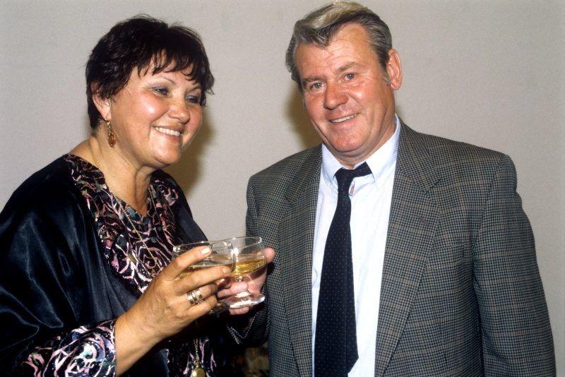 Pécsi Ildikó és Szűcs Lajos 1969 óta háasok