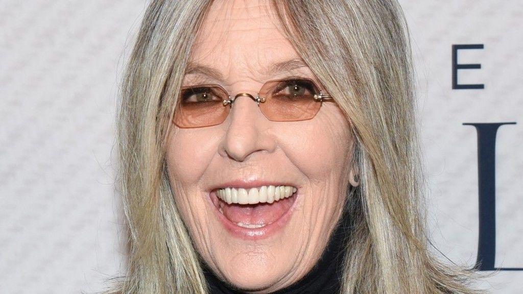 Diane Keatont imádjuk a stílusáért