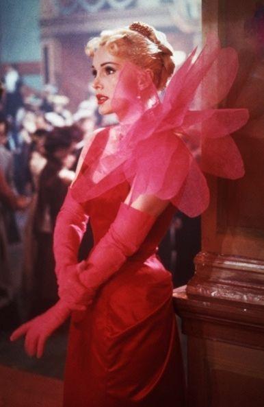 Gábor Zsazsa a Moulin Rouge című filmben
