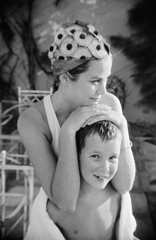 Grace Kelly fia Albert herceg