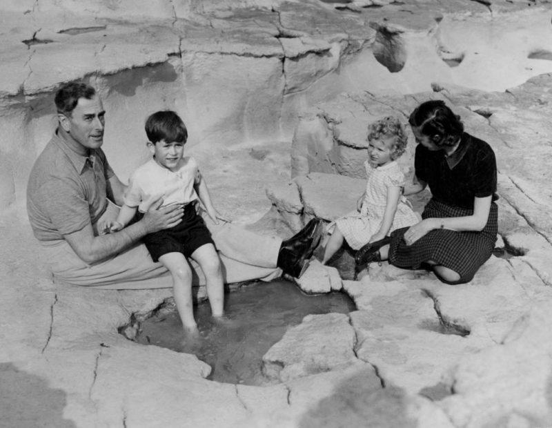 Károly és Anna nagybátyjával