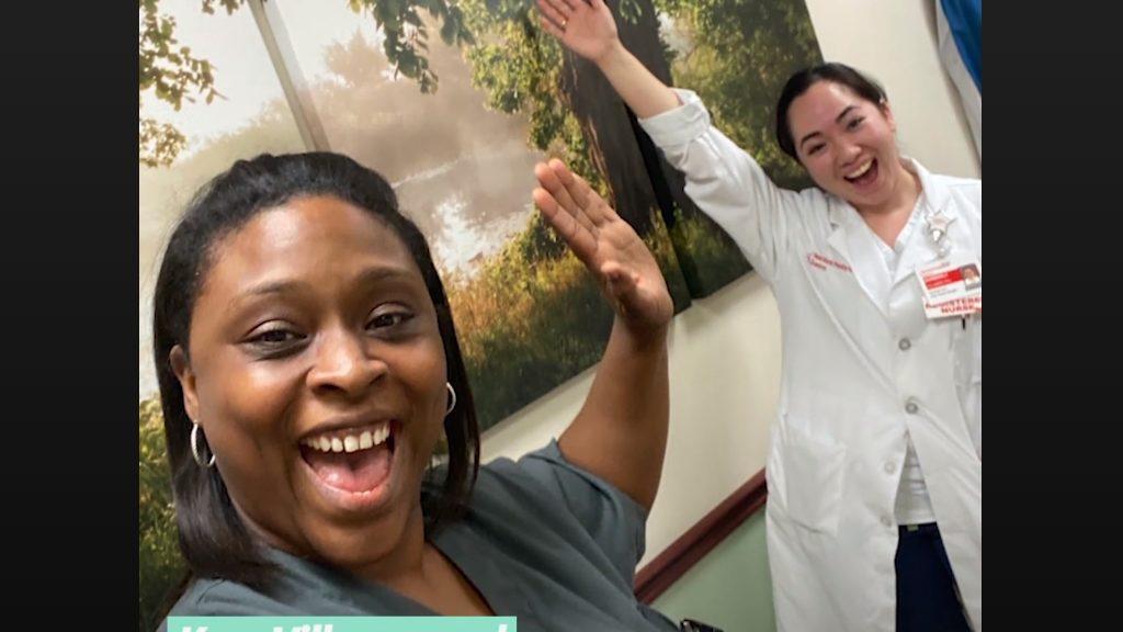 Dallal tartják a lelket a betegekben az ápolónők.