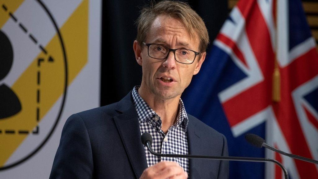 Ashley Bloomfield, járványügyi felelős Új-Zélandon
