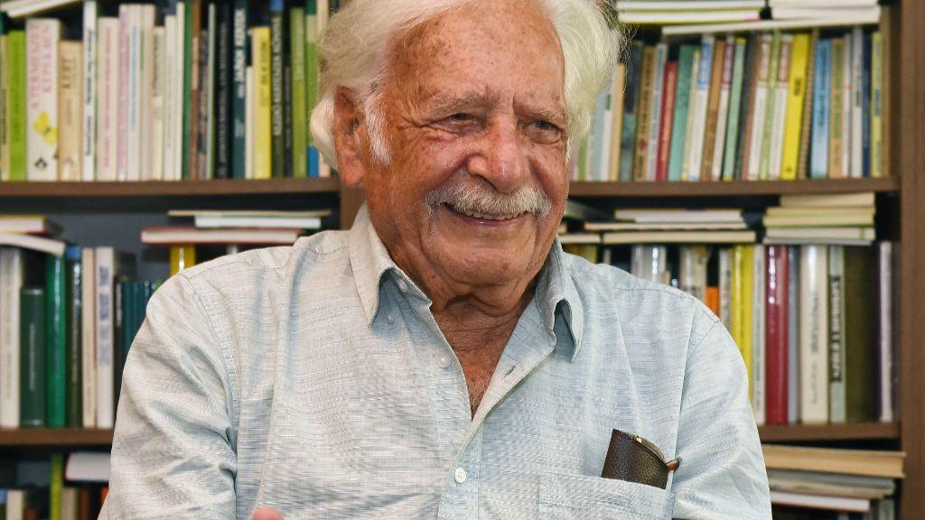 Bálint György, azaz Bálint gazda életszeretete ragadós