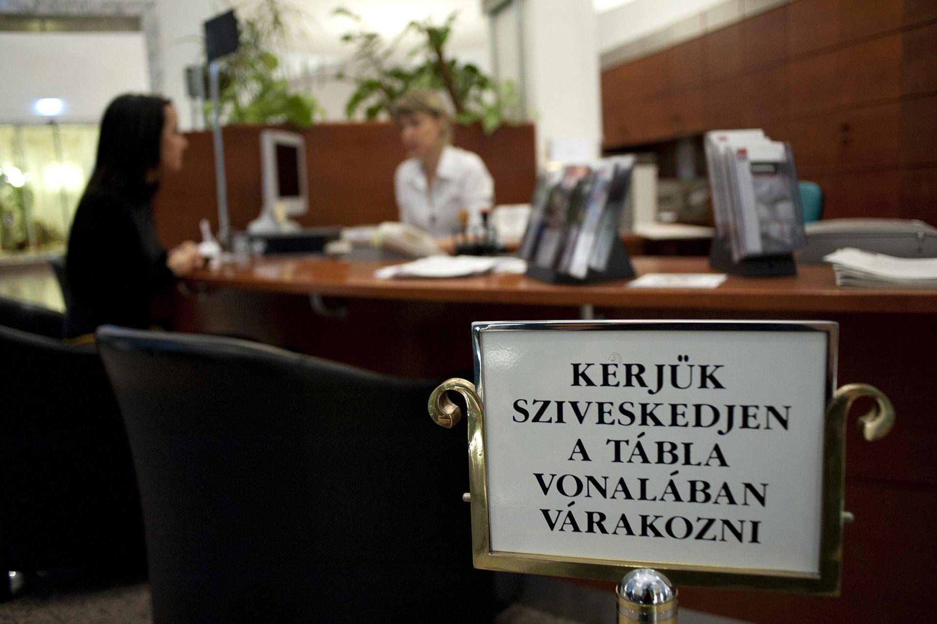 Ügyintézés az MKB Bankban