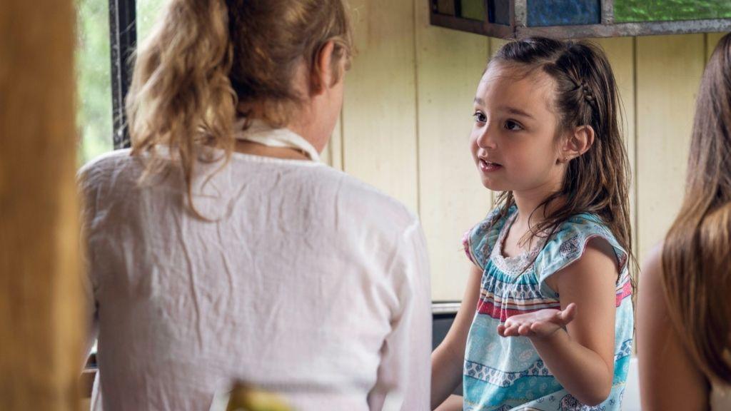 5 tipp, ha folyamatosan beszél hozzád a gyerek