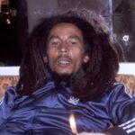 Bob Marley a New York-i Plaza Hotelben, 1976-ban.