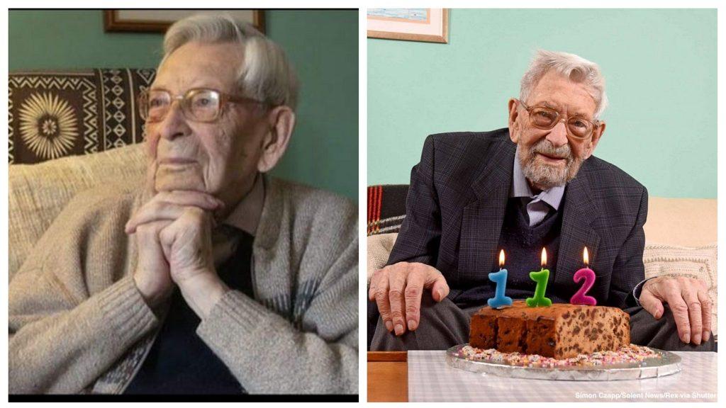 Meghalt a világ legidősebb férfije, Bob Weighton