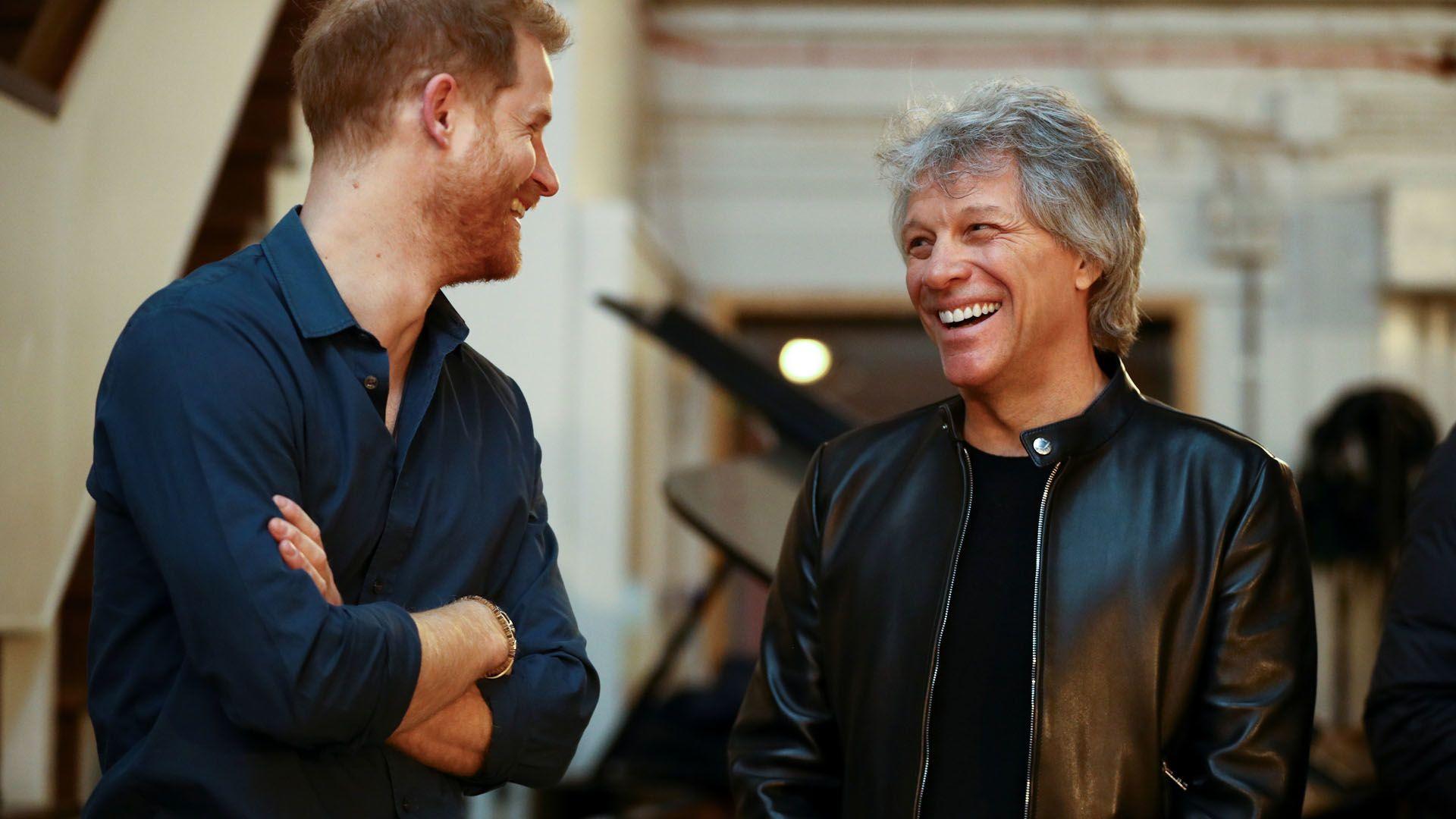 Harry és Bon Jovi