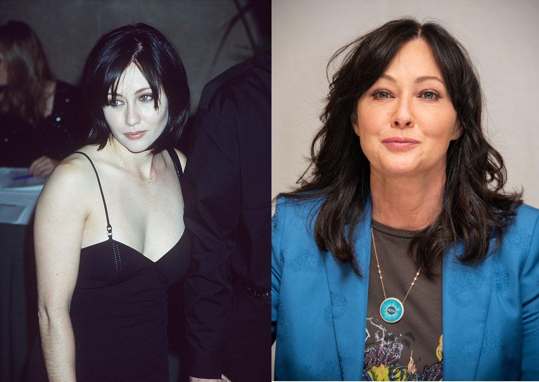 Shannen Doherty - A Brenda Walsht alakító 49 éves Doherty sajnos évek óta mellrákkal küzd. Először 2015-ben diagnosztizálták és az elejétől fogva nagyon nyíltan és őszintén beszélt betegségéről, amiért nagyon sokan hálálkodtak neki. Doherty nem csak a Beverly Hills 90210-zel, de a Bűbájos boszorkákkal is nagy sikert aratott.