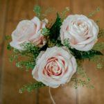 Ki ne örülne egy iiyen pompás rózsacsokornak?