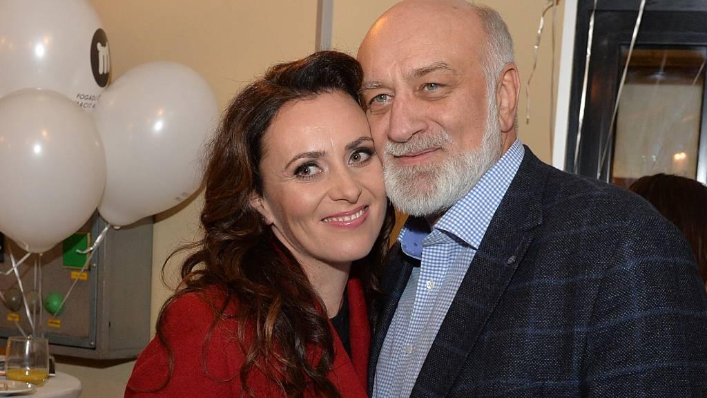 Csézy és férje