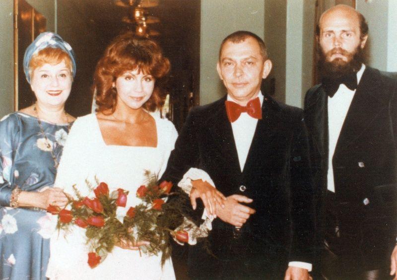 Csongárdi Kata és S.Nagy István esküvője