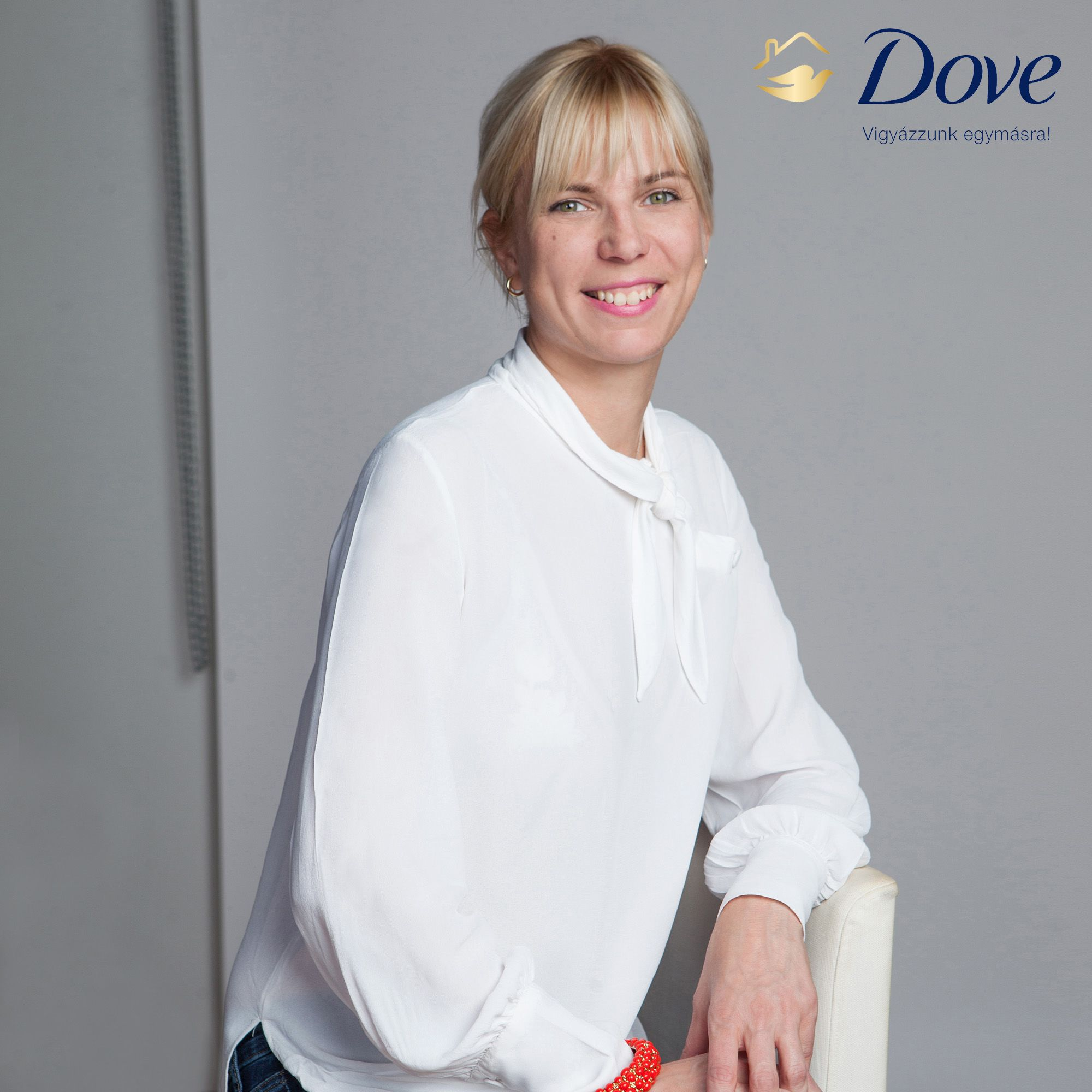 Bízom abban, hogy a Dove megküzd az érzékeny bőrrel is