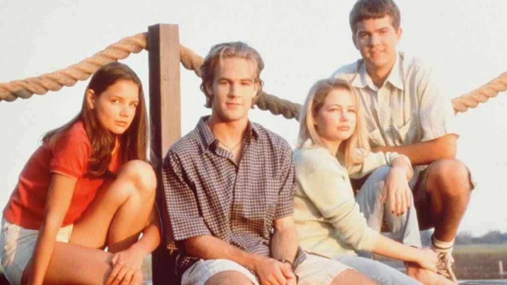 A Dawson és a haverok szereplői 1997-ben